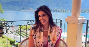 ياسمين صبري تتعرّض للحسد بسبب عطلتها الصيفية