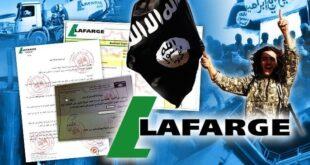 اتفاق لافارج مع تنظيم الدولة في سوريا