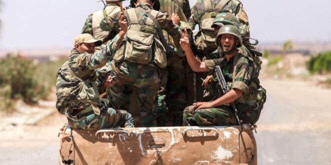 الجيش السوري يتحضر لينهي ملف درعا.. اتفاق مبدئي أو حملة عسكرية !
