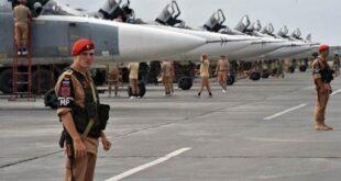 المقاتلات الروسية التي وصلت إلى سوريا