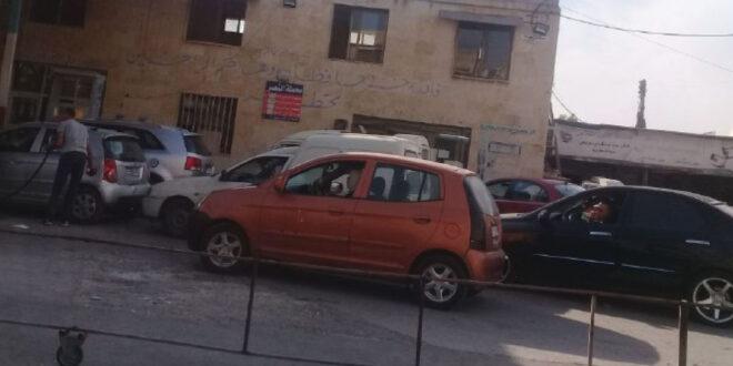 زيادة الطلب على «الأوكتان ٩٥» ترفع سعر ليتر بنزين «السوداء» في حلب فوق ٤ آلاف ليرة