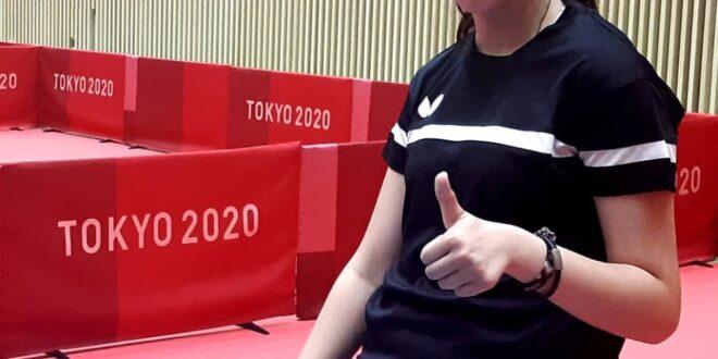 أولمبياد طوكيو.. السورية هند ظاظا