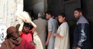 التجارة الداخلية تعدّل مخصصات الأسر السورية من الخبز