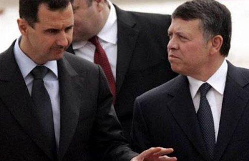 الملك الأردني: الأسد باق لفترة طويلة في السلطة