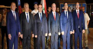 وفد روسي كبير حطّ في دمشق لتوقيع اتفاقيات وتقديم كل الدعم للدولة السورية