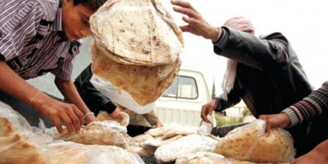 آلية جديدة لتوزيع الخبز في سوريا