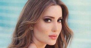 """نسرين طافش في صورة مع """"شيخ الشباب"""