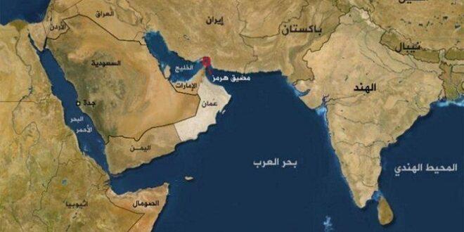 الصراع على الممرات المائية قنبلة موقوتة