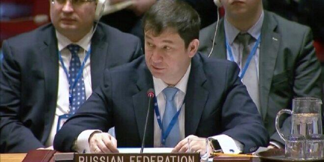 قرار مجلس الأمن إدخال المساعدات إلى سورية