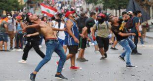 بعد إعلان الحريري.. الليرة اللبنانية تشهد انهيارا تاريخيا