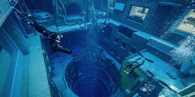 افتتاح أعمق حوض للغوص في العالم بدبي