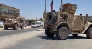 سوريا: للمرة الأولى منذ أشهر.. قوات أمريكية تجري دوريات شرقي الحسكة