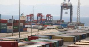 الأردن يتعاقد مع شركات كبرى من القطاع الخاص بدمشق لاستيراد بضائع عبر ميناء العقبة