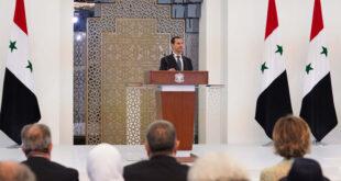 الرئيس الأسد يكشف عن أكبر عائق أمام الاستثمار في سوريا