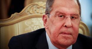 لافروف: روسيا لن تسمح بجرها إلى سباق تسلح جديد