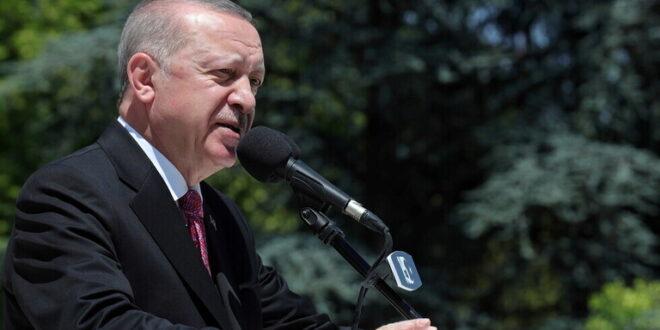 أردوغان يتحدث عن ضم تركيا للواء اسكندرون السوري السليب
