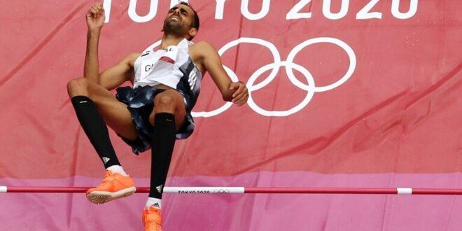 """السوري غزال يودع أولمبياد """"طوكيو 2020"""""""
