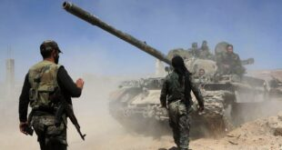 العميد ضرار الدندل: وجهاء درعا البلد أخلّوا بتسليم السلاح