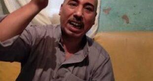 """القبض على رجل يزعم أنه """"المهدي المنتظر"""" بمصر (فيديو)"""