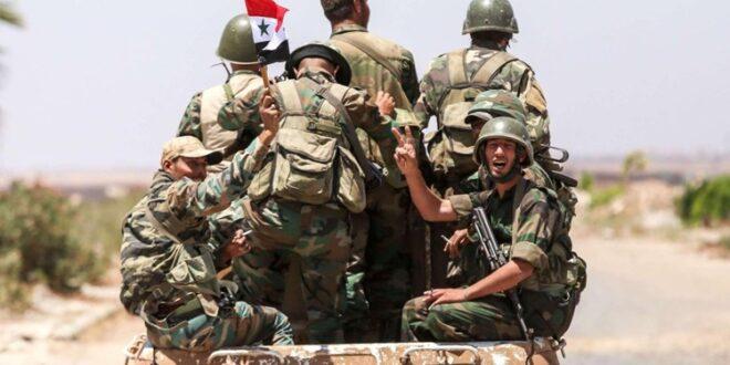 الجيش السوري يوقف عملياته في درعا البلد ويعطي مهلة للمسلحين