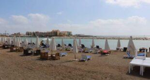افتتاح منتجع لاوديسا السياحي على شاطئ اللاذقية