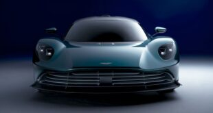 Aston Martin تكشف عن سيارة Valhalla بقوة 937 حصان