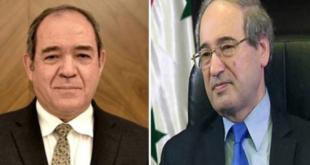 وزير الخارجية الجزائري: نقف إلى جانب سوريا في حربها على الإرهاب ومستعدون للتنسيق في كل المجالات