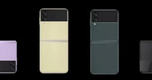 مقطع فيديو يقدم نظرة أوضح على تصميم Galaxy Z Flip3 5G