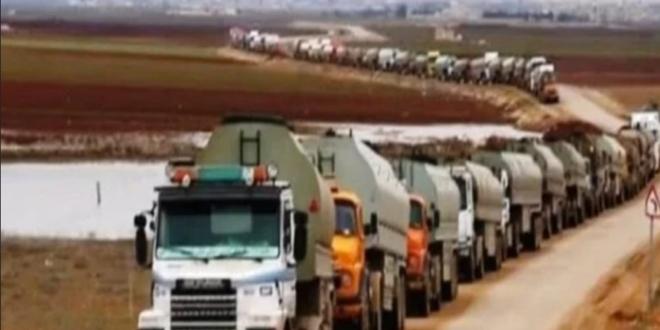 قصة النفط السوري المسروق ونزيف الذهب الأسود