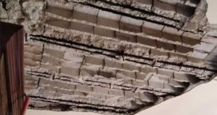 وفاة شرطي في ريف دمشق إثر وقوع سقف منزله عليه وهو نائم