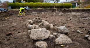 """اكتشاف مقابر فايكنغ في السويد.. والمثير """"حالة إجهاض"""""""