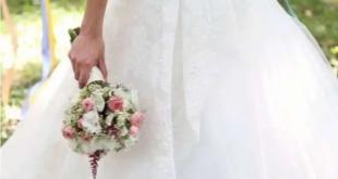 عروس تلقى مصرعها يوم الزفاف والطرحة على نعشها