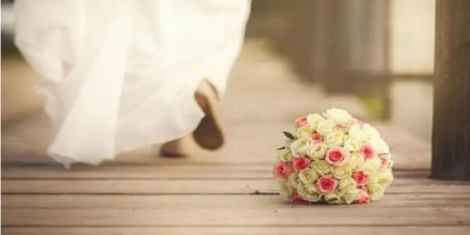 عروس تترك قفصها الذهبي لسبب غريب