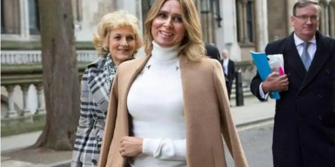 سيدة روسية تحصل على مبلغ خرافي بعد طلاقها من رجل شديد الثراء