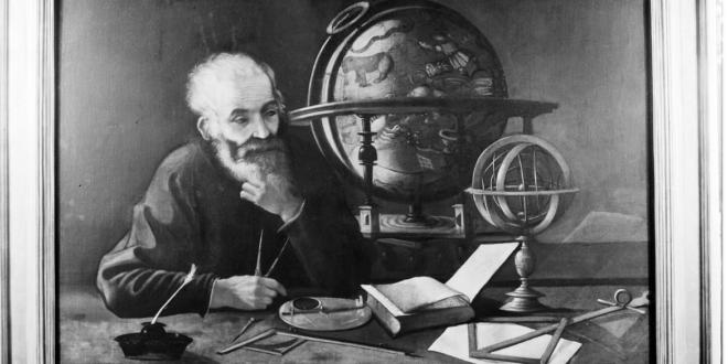 إصبعا غاليليو وعينا أينشتاين المقدسة