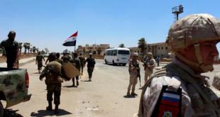 استهداف المشفى الوطني وأحياء سكنية بمدينة درعا بقذائف الهاون
