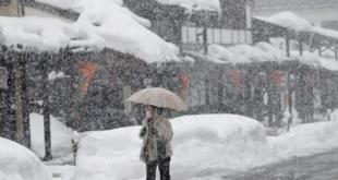 حادثة نادرة.. الثلج يتساقط جنوب البرازيل