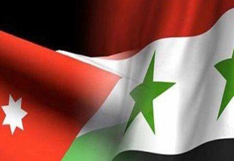 مباحثات سورية أردنية لتبسيط إجراءات النقل