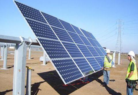 سوق الطاقة الشمسية يشتعل