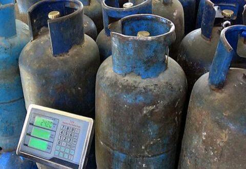 مشروع سدادة أسطوانة الغاز