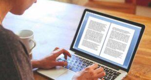 أفضل 5 أدوات لتحرير المستندات عبر الإنترنت