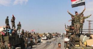 الجيش السوري ينتشر في درعا البلد