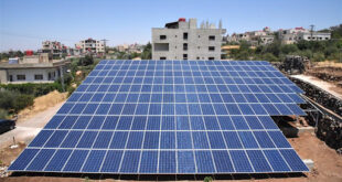 كلفة تركيب الطاقة الشمسية