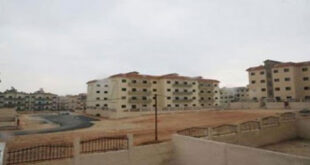 مشروع السكن الشبابي بضاحية قدسيا