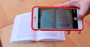 بهذا الطريقة يمكنك البحث عن اي كلمة في نص مكتوب عبر استعمال كاميرا الهاتف
