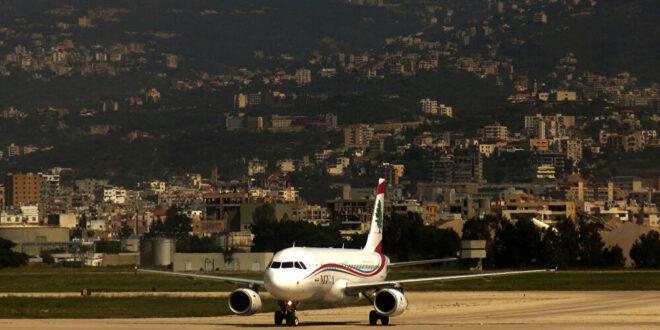 مشادة بين ركاب كويتيين ومسؤول شركة طيران في مطار بيروت... فيديو