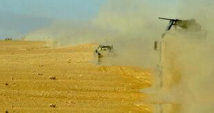 العراق يطلق عملية أمنية على الشريط الحدودي مع سوريا