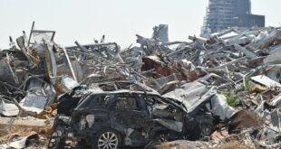 هرب من الحرب في سوريا ليخسر نصف أسرته في انفجار بيروت... فيديو