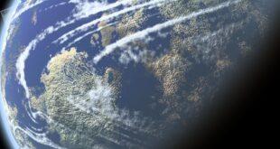 الصين تبني مدينة عائمة في الفضاء مجاورة للأرض قريباً.. شاهد!