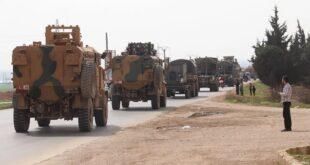 انفجار يستهدف رتلا للقوات التركية في إدلب
